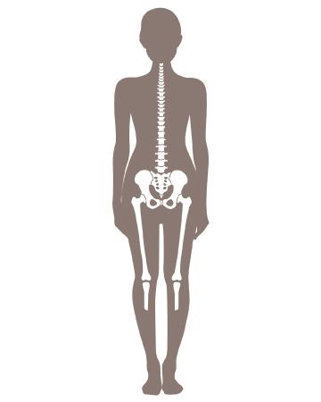 患者さんの体の変化